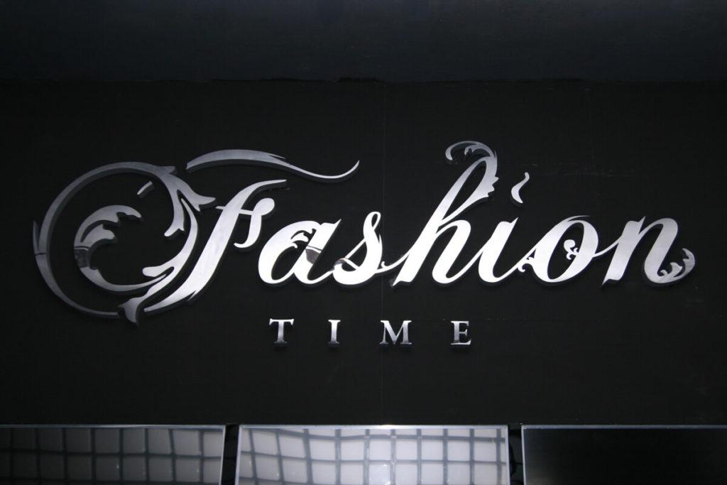 Frezowanie - Fashion Time